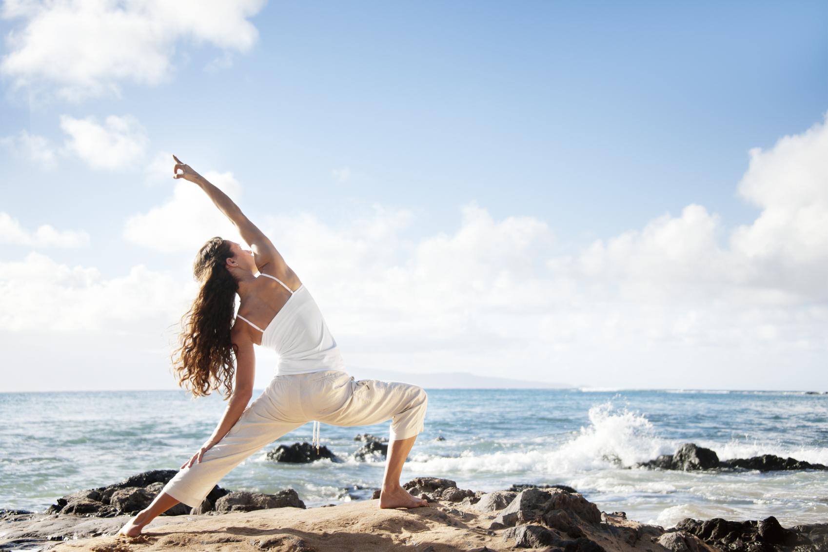 yogavakantie Tenerife