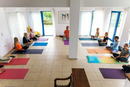Corfu yoga vakantie